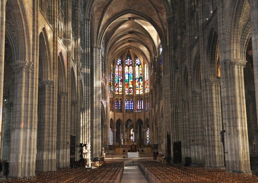basilic saint denis un des premiers monuments historiques de france