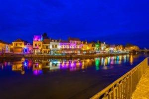 Amiens quartier st-leu