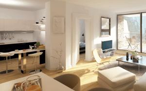intérieur investissement locatif Marcq-en-Baroeul
