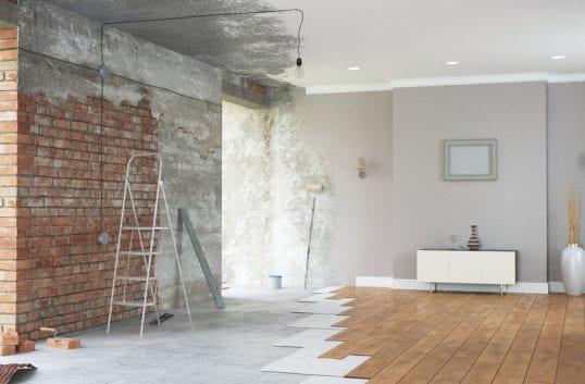 reparer appartement pour plus-value immobilière