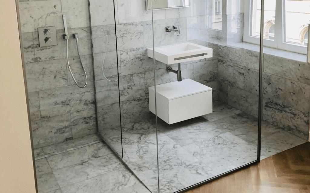 salle de bain marbre investissement locatif lille centre-ville