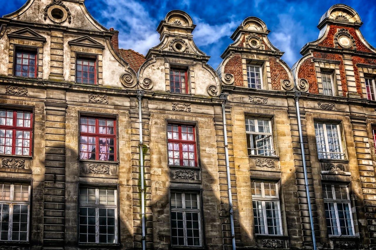 maisons lille programme loi Malraux Lille