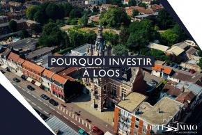Pourquoi investir à Loos ?