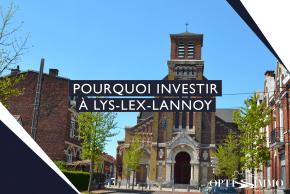 Pourquoi investir à Lys-lez-Lannoy ?