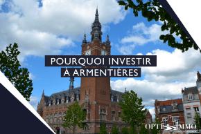 Pourquoi investir à Armentières ?