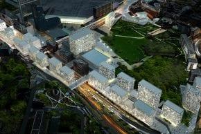 Les projets d'urbanisme à Lille