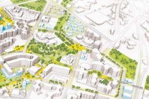 Projets d'urbanisme à Villeneuve-d'Ascq