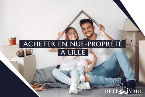 Acheter en nue-propriété à Lille