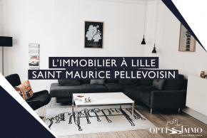 l'Immobilier à Lille Saint Maurice Pellevoisin