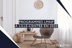 Programmes LMNP à Lille-centre en 2020