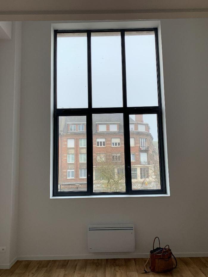 vue fenêtre programme neuf valenciennes-centre