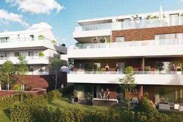 Programme immobilier neuf à Bondues