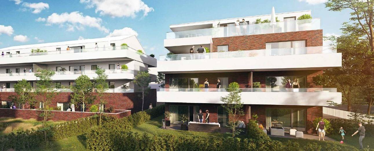 programme immobilier neuf à Bondues 2020