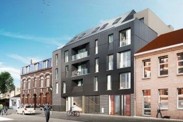 Immobilier neuf à Lille Saint-Maurice Pellevoisin 59800