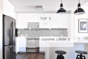 Programmes immobiliers première couronne de Lille ?