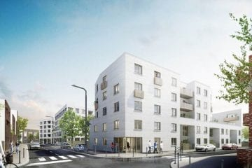 Programme immobilier neuf – Green Square