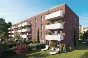 Appartements neufs Pinel Valenciennes
