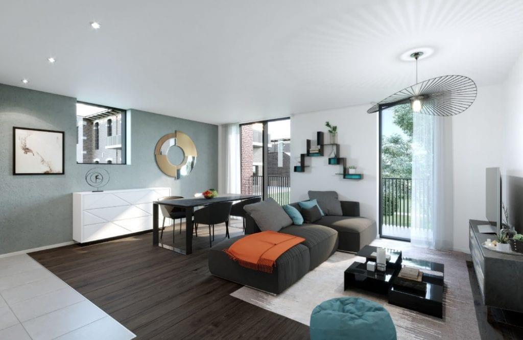 Appartement pinel optimisé au déficit foncier
