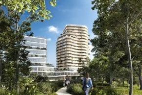 Programmes immobiliers neufs à Lille Hypercentre