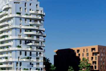 Brooklyn Tower – Appartements neufs Pinel ou RP