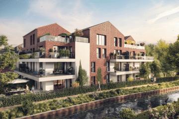 Les terrasses de la marque – Appartements neufs Pinel