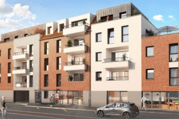 L'embellie – Appartements neufs RP