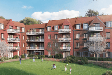 Le Carré Gambetta – Appartements neufs Pinel