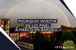 Pourquoi investir en loi Pinel à Marcq-en-Baroeul ?