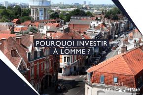 Pourquoi investir à Lomme ?