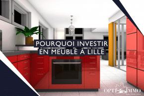 Pourquoi investir en meublé à Lille ?