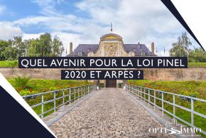 Quel avenir pour la loi Pinel 2020 et après ?